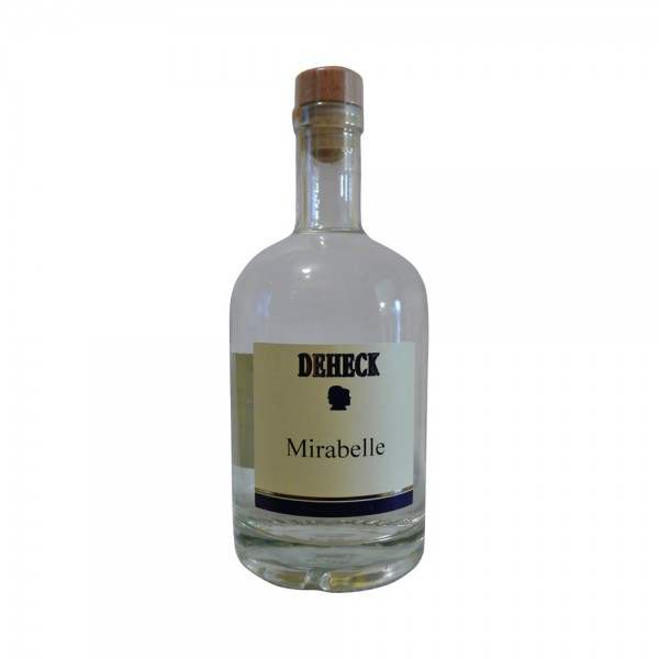 Deheck Mirabelle Spirituose